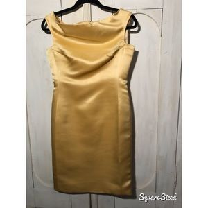 Little yellow dres